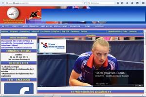 cliquez sur l'image pour accéder au site de la fédération française de tennis de table
